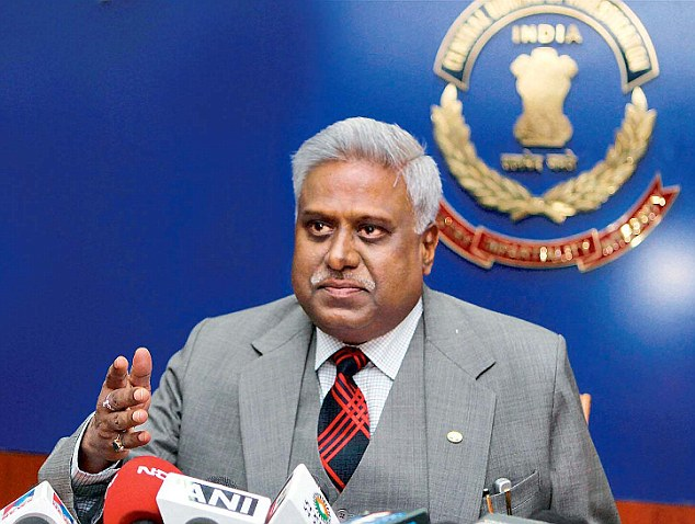 New CBI chief takes charge