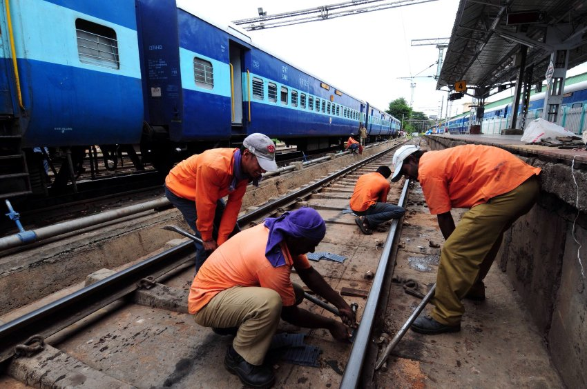 Indian Railways was to request government permission for private